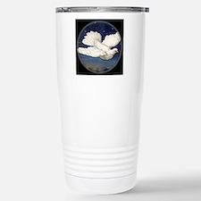 Dove of Peace Travel Mug