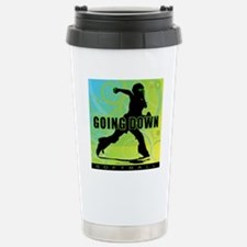 2011 Softball 27 Stainless Steel Travel Mug