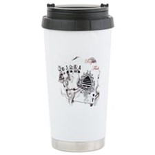 SmokinRoyalFlushB Travel Mug