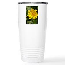 Yellow_Flower_iPad Travel Coffee Mug