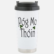 pogmouse Stainless Steel Travel Mug
