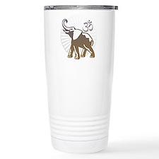 ganesha1-darkbg Travel Coffee Mug