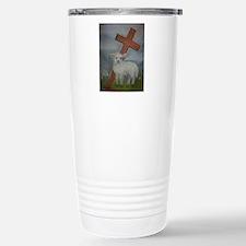 The Lamb of God Travel Mug