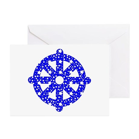 Wesak/Buddhist Festival Greeting Cards (Package of