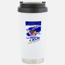 Talk_Cheap_16x20 Travel Mug