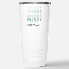 Irish woman Travel Mug