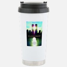 TWIN TOWERS POSTER FOR  Travel Mug