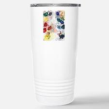Watercolor Tutus Travel Mug