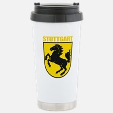 Stuttgart (gold) Stainless Steel Travel Mug
