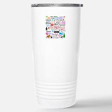Twi Mem iPad Stainless Steel Travel Mug