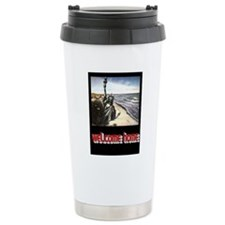 planet of the apes welc Travel Coffee Mug
