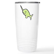 narwhal Travel Coffee Mug