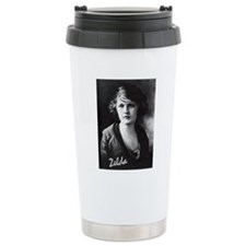 ZELDA with AUTOGRAPH` Travel Mug