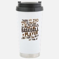 baseballplayerbrown Travel Mug