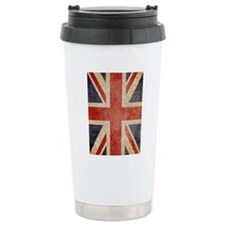 iPad Faded UK Travel Coffee Mug
