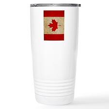 iPad Faded Canada Travel Mug
