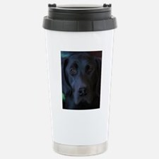 BlackLabFLipFlops Stainless Steel Travel Mug