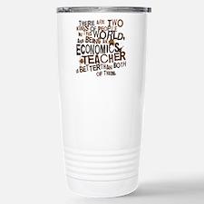 economicsteacherbrown Travel Mug