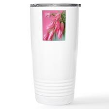 Gorgeous Pink Tulips Travel Mug