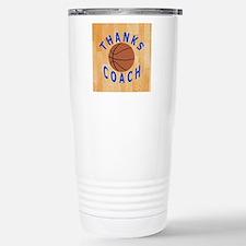 Thank You Basketball Co Travel Mug