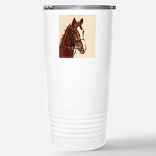 proud square Travel Mug