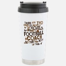 footballcoachbrown Travel Mug