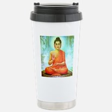 Big Buddha Stainless Steel Travel Mug