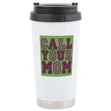 call your mom pillow Travel Mug