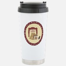 raggedy annie ginger or Stainless Steel Travel Mug