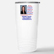 Michele-Bachmann-Tea-Pa Stainless Steel Travel Mug