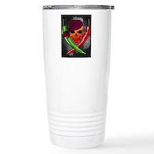 Chili Pirate-poster Travel Mug