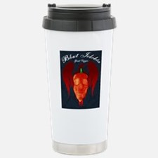 Ghost-mousepad Stainless Steel Travel Mug