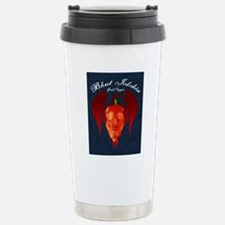 Ghost-poster Stainless Steel Travel Mug