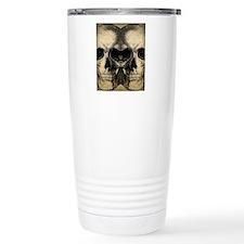 vintage_skull_flipflops Travel Mug