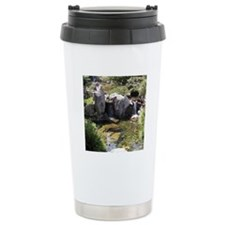Japan Fishpond-SW Travel Mug