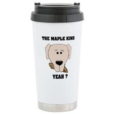 mapkekinddogA Travel Mug