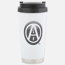 alf-white-03 Stainless Steel Travel Mug