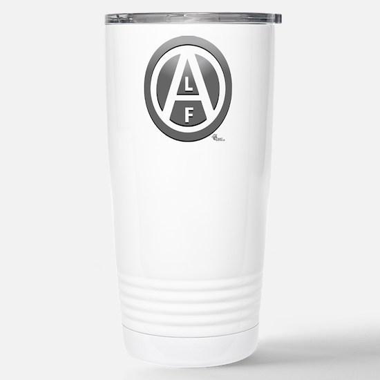 alf-white-03 Stainless Steel Travel Mug