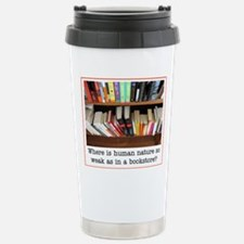 bookstore Stainless Steel Travel Mug