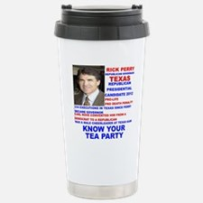 Rick-Perry-Tea-Party Travel Mug