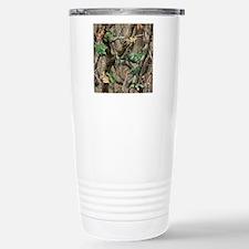 camo-swatch-hardwoods-g Travel Mug