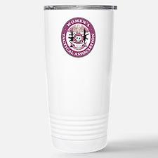 WTALogo7-09Pink Travel Mug