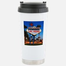 LasVegas_4.25x4.25_Tile Stainless Steel Travel Mug