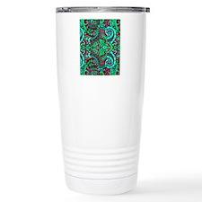 Neon Funk Travel Mug