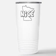 big  new NICE Stainless Steel Travel Mug
