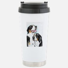 dolly-fro-8x10 Stainless Steel Travel Mug