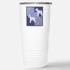 kerry blue2 Stainless Steel Travel Mug