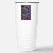 Pastel Purples Stainless Steel Travel Mug