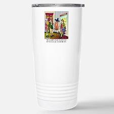 5682_history_cartoon Stainless Steel Travel Mug