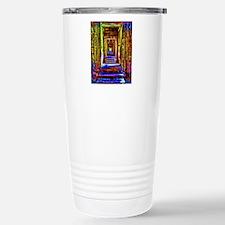 door to door colorful Stainless Steel Travel Mug